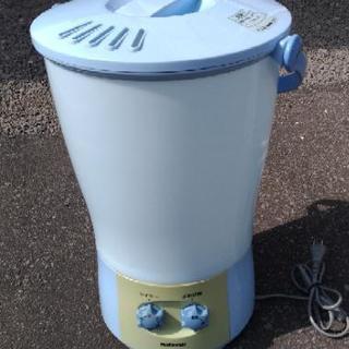 電気バケツ 小型洗濯機 ナショナル