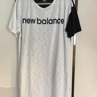 ニューバランス レディースシャツ