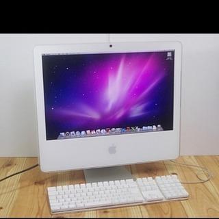 アップル iMac20インチ