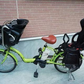 電動自転車 パナソニック ギュットミニ  10.0AH 20イン...