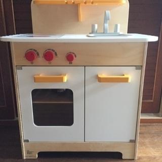 Hape(ハペ) グルメキッチン 木製 ままごと キッチン おまま