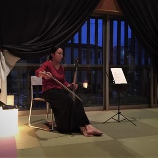 2019年4月14日(日)女性ホーメイによる癒しの声「繭のひとやすみ」