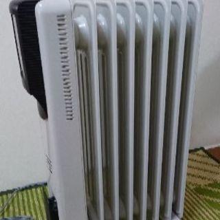 【商談成立】オイルヒーター