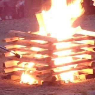 焚き火 キャンプファイアー DIY 木曽檜 檜