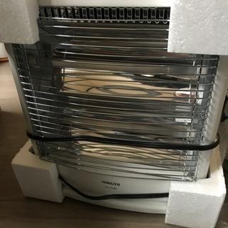 YAMAZEN  電気ストーブ  DS-D086 ホワイト