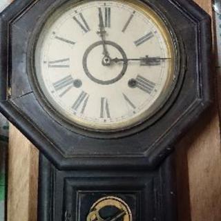 大正時代の振り子時計