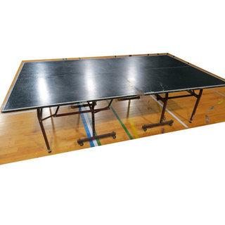 中古 ④ 卓球台 セパレートタイプ 国際規格サイズ 幅152 長さ...