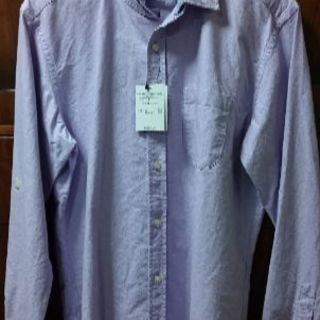 【商談成立】男性用 長袖シャツ