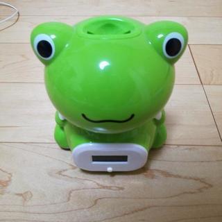 カエル型 貯金箱(たぶん自動計算機能がついています)