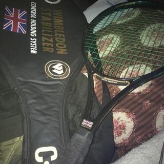 硬式テニスラケット 詳細不明
