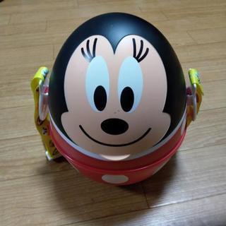 ディズニーランド、ミニーちゃんのイースターデザインポップコーンバケット