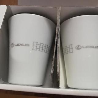 【レクサス】 ペアカップ