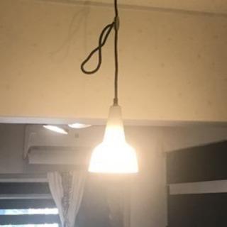 ペンダントライト 新品LEDライトつき