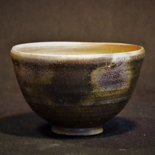 備前焼永楽造 茶碗