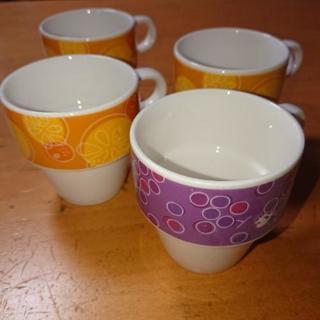 ペコちゃんカップ4個セット