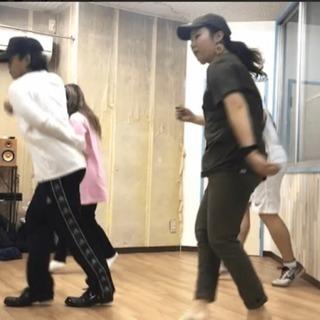 ストリートダンス(5/25 20時〜21時半)