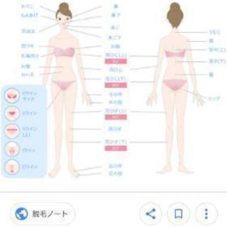 【4/4までキャンペーン】脇脱毛100円、体1箇所脱毛1900円(...