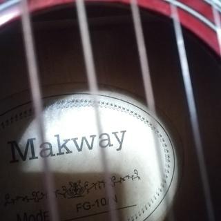 makway fg-10 ミニギター