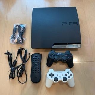 PS3 CECH-2500A 160GB チャコールブラック
