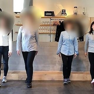 【明石】1回で美姿勢、スタイルアップ! 姿勢・歩き方レッス…