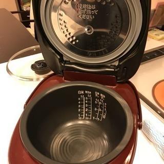 TOSHIBA 炊飯器 5.5合 2016年製