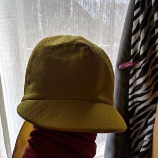 保育園のカラー帽子