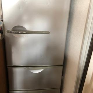 サンヨー ノンフロン冷蔵庫 0円
