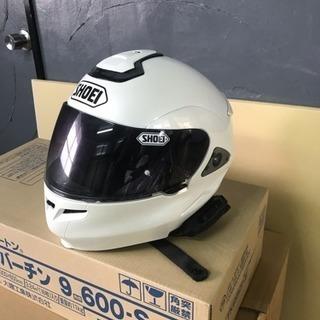 SHOEIヘルメット、ビーコム付き