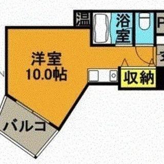 家具家電付き (^^♪  初期費用はポッキリ1万円!