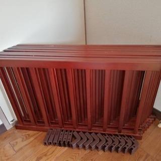 木製 ベビーサークル