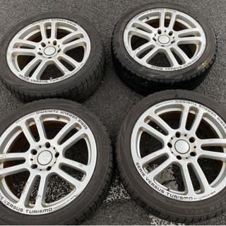 アルミ & タイヤセット 215/45R17  --スタッドレス...