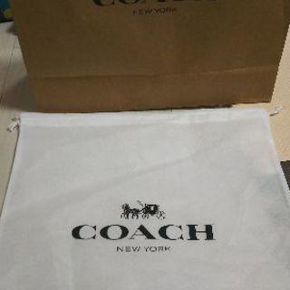 コーチ ショップ袋
