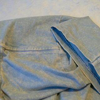 4004 オリジナル Tシャツ スタンダード ウォッシュ加工 - 服/ファッション