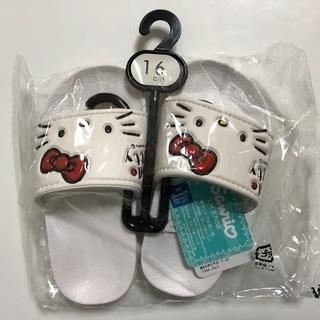★新品キティサンダル16センチ★