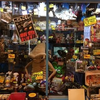 おもちゃ/プラモデル/超合金/ソフビ買取やってます!おもちゃの買...