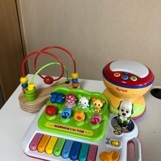※取引終了※ ベビー/幼児用おもちゃ3点セット 2018年購入 ...