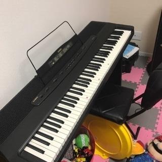 電子ピアノ 500円  山科まで取りに来られる方