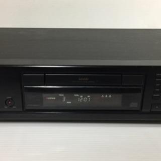 【良品】SANSUI★コンパクトディスクプレーヤー★CD-α31...