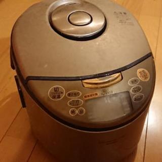 【炊飯器】一升炊き炊飯器