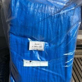 ♯3000のブルーシート(10m×10m 厚手)