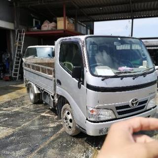 トヨタ 平成21年トラック ターボ付き 29.9万キロ パワーゲ...