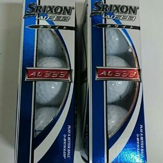 【未使用未開封】SRIXON ゴルフボール 6個 AD333