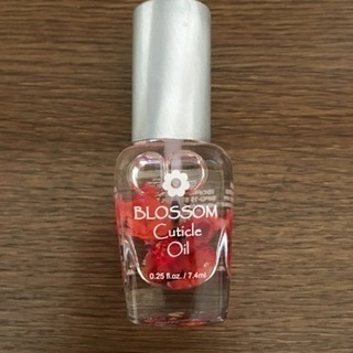 ☆BLOSSOM  Cuticle  Oil☆ 未使用品