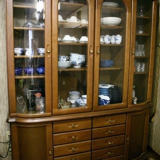 カップボード 食器棚 190×152