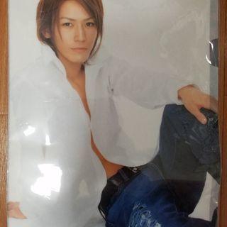 KAT-TUN 亀梨和也 デビュー前コンサートクリアファイル