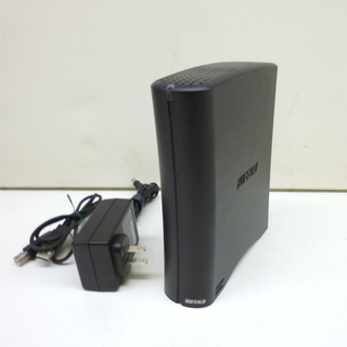 バッファロー 外付けハードディスク 500GB HD-CE500...