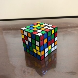 5×5×5ルービックキューブ中古品