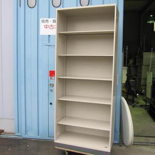 オープン書庫 キャビネット ロッカー 棚 コクヨ製 2012年製