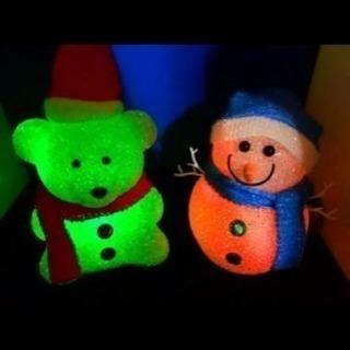 クリスマス置物