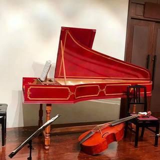 チェンバロ、通奏低音、バロックアンサンブルのレッスン